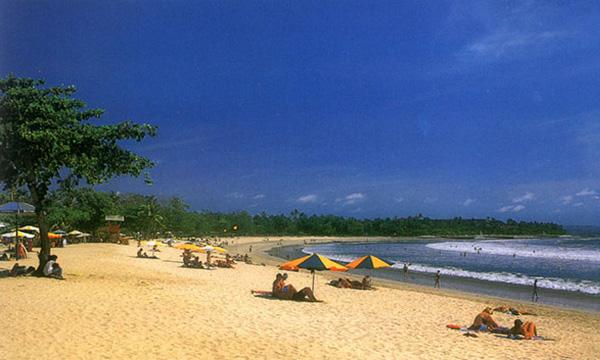 Kuta i Bali