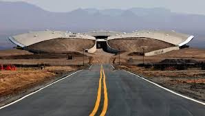 new mexico space port2