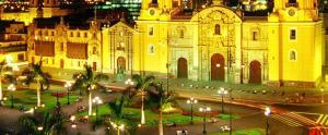 Peru-Cathedral