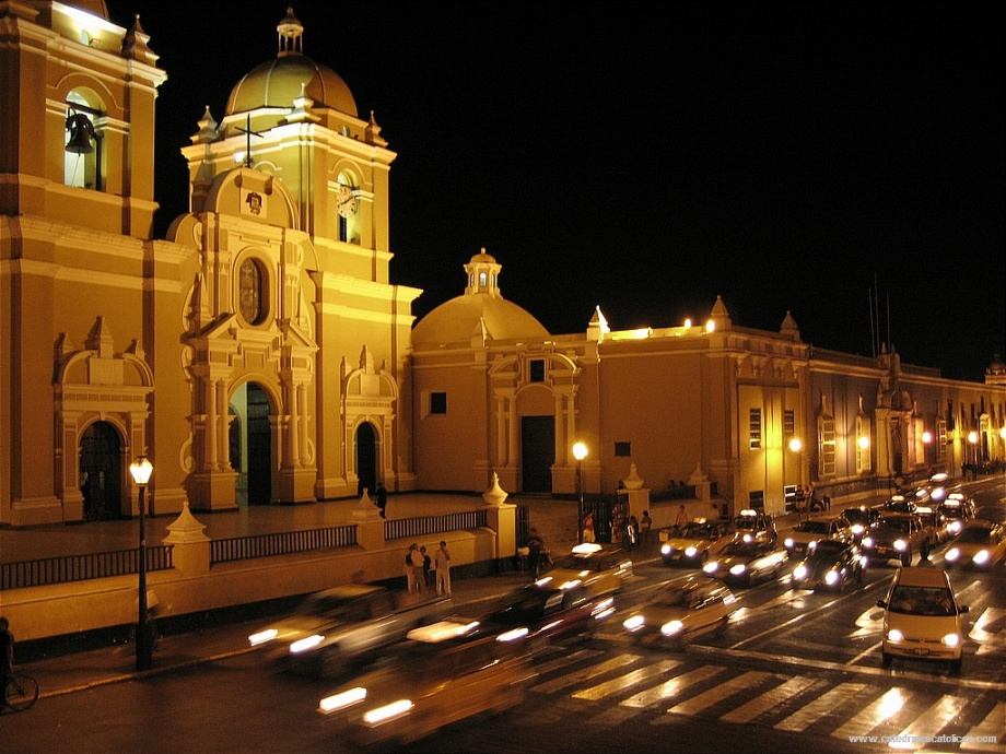 Trujillo-cathedral